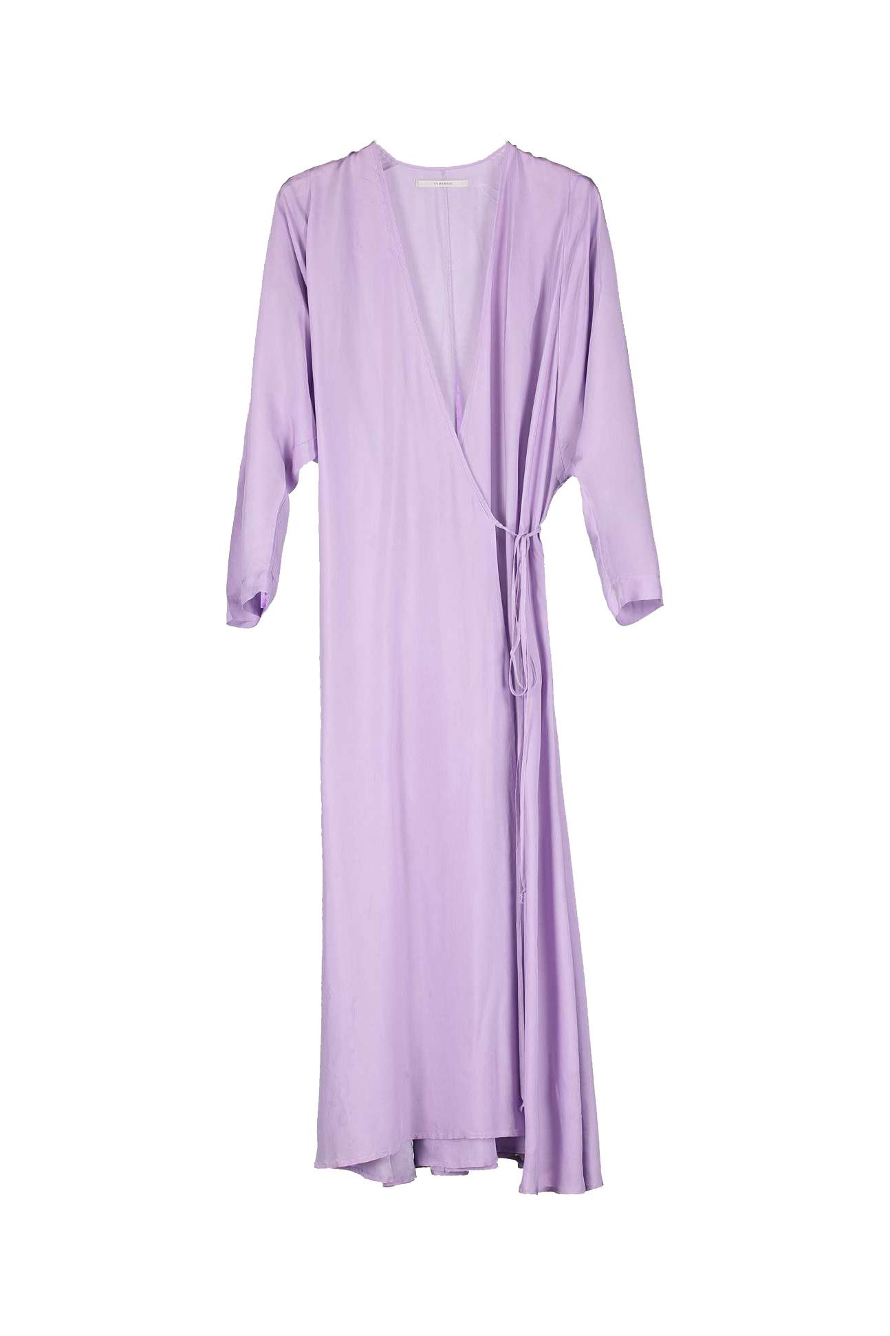 Duva Dress - Violet-1