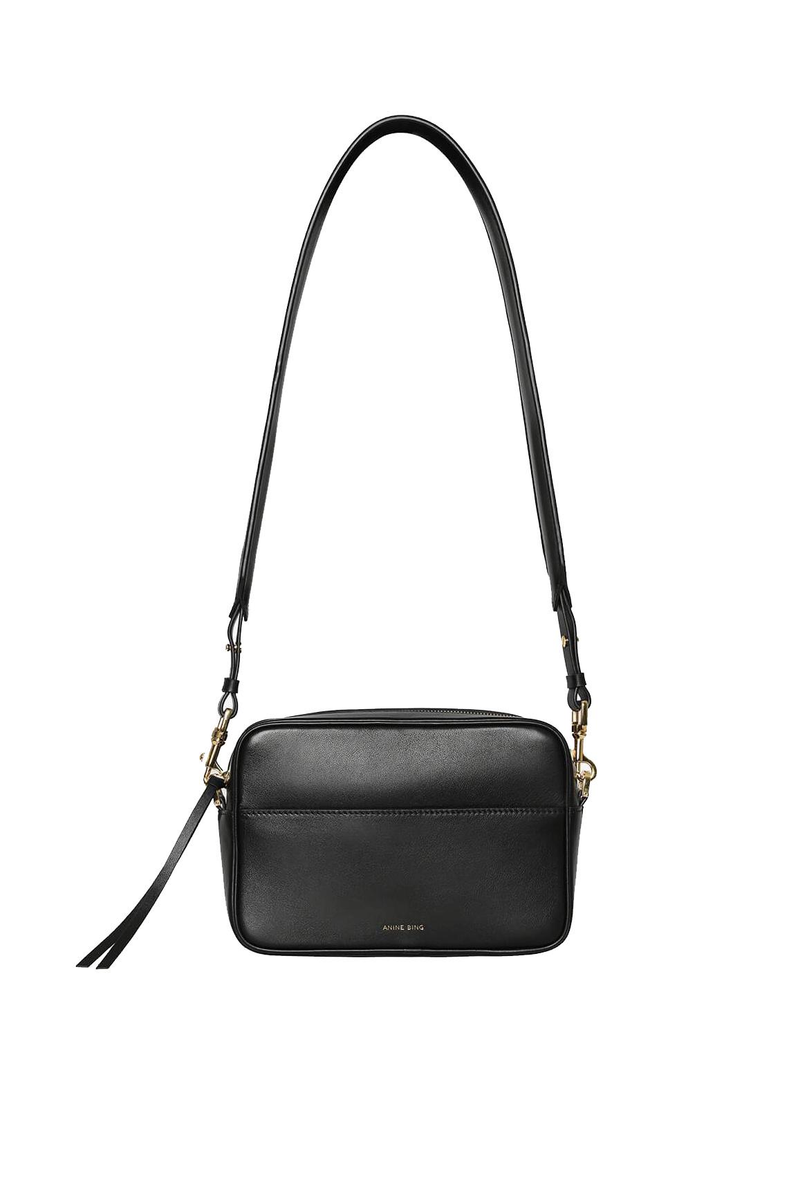 Alice Bag - Solid Black-1