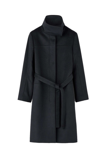 Cori Coat - Black