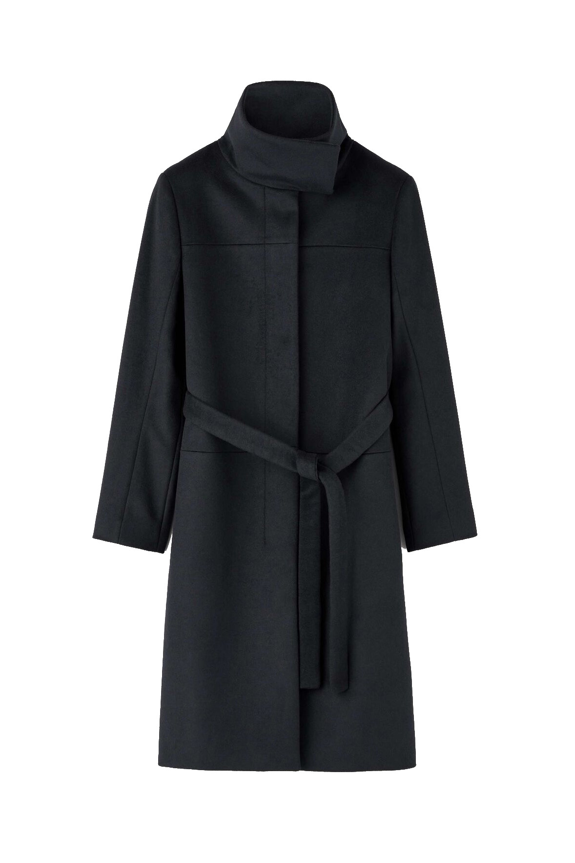 Cori Coat - Black-1