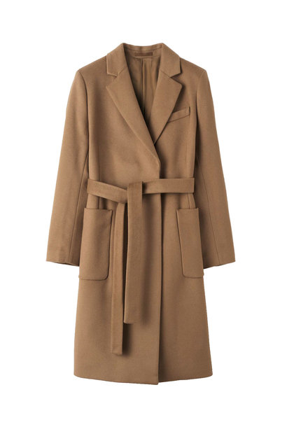 Rimini Coat - Dark Honey