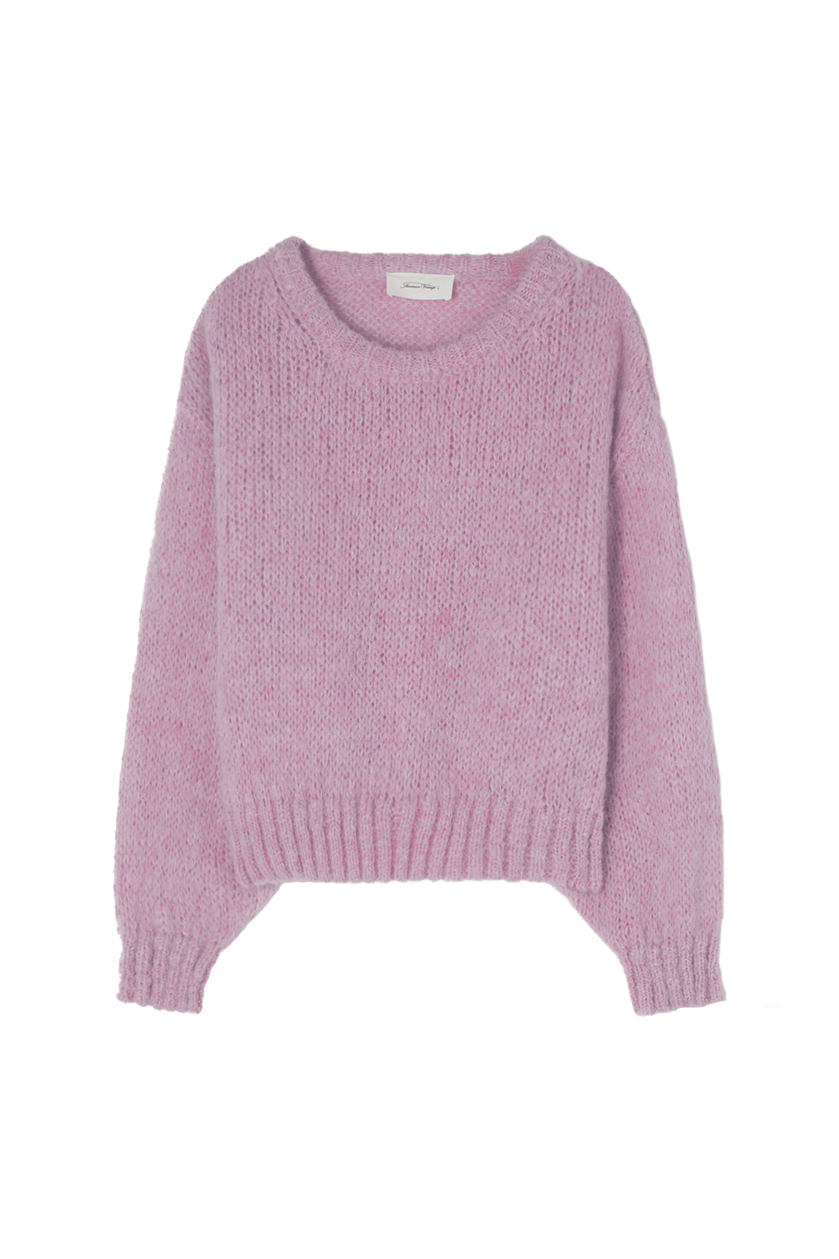 Vogbay Pullover - Prunelle Chine-1