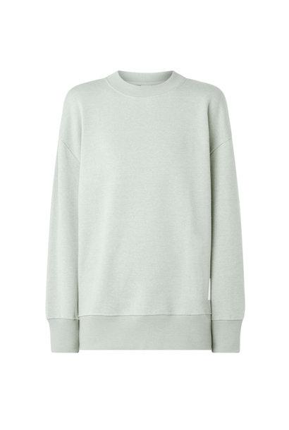 Kylie Sweater - Sage Groen