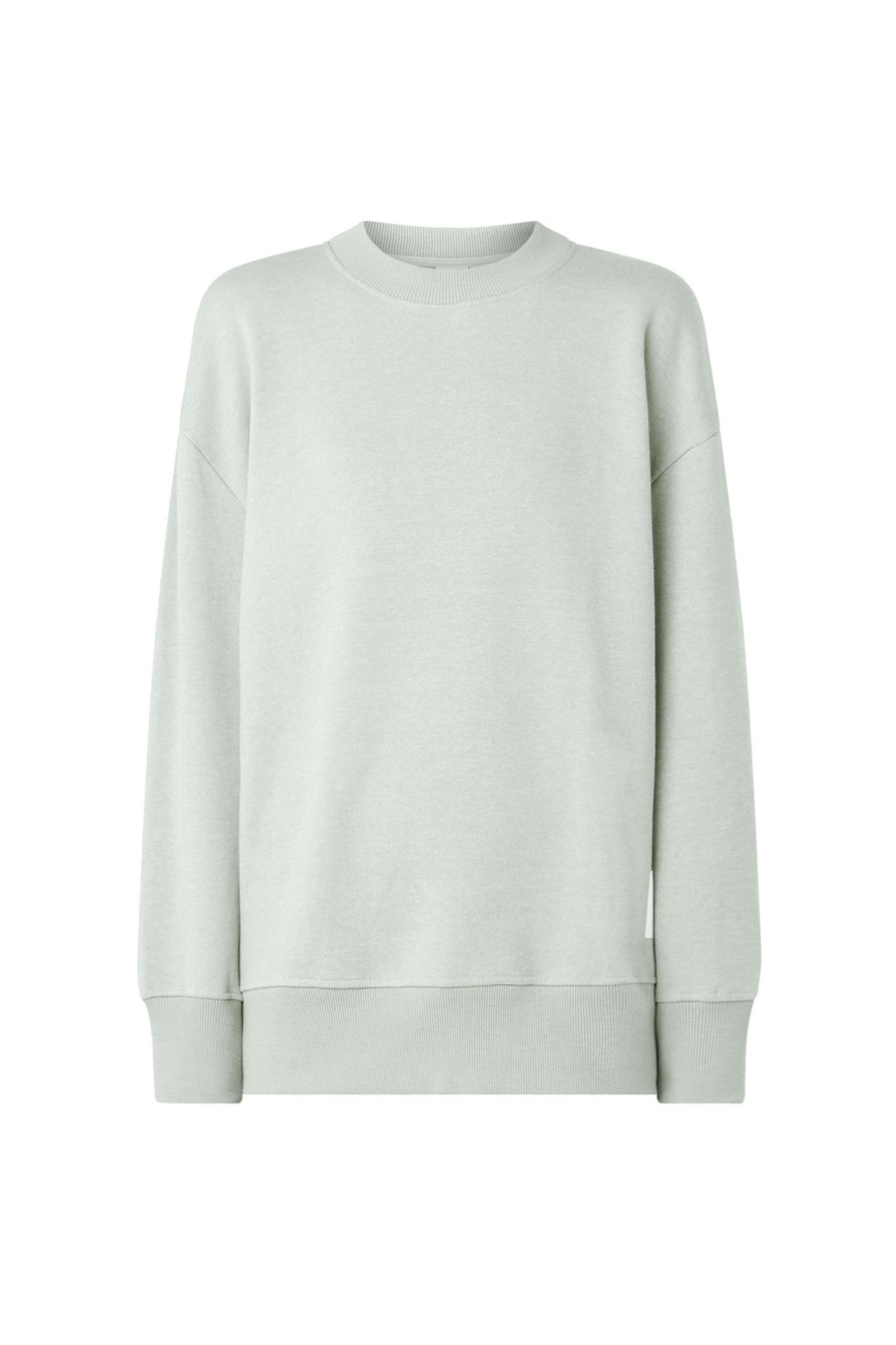 Kylie Sweater - Sage Groen-1