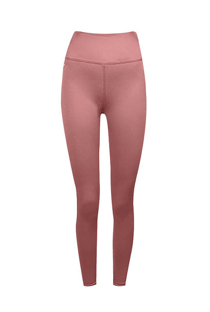 Luna Rib Legging - Clay