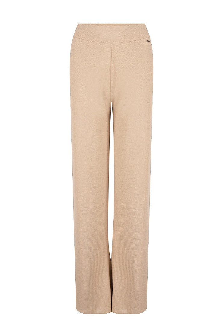 Forest Flare Pants - Sand-1
