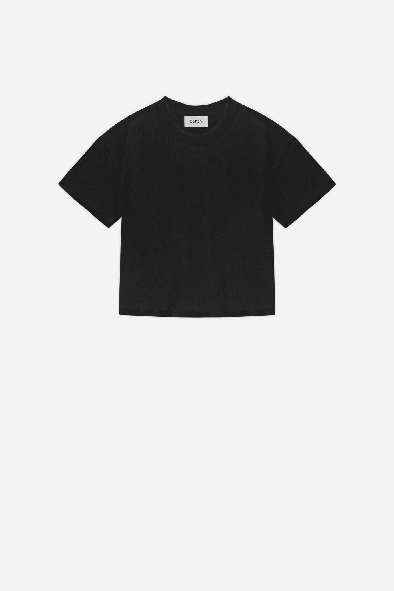 Amor T-Shirt - Black-8