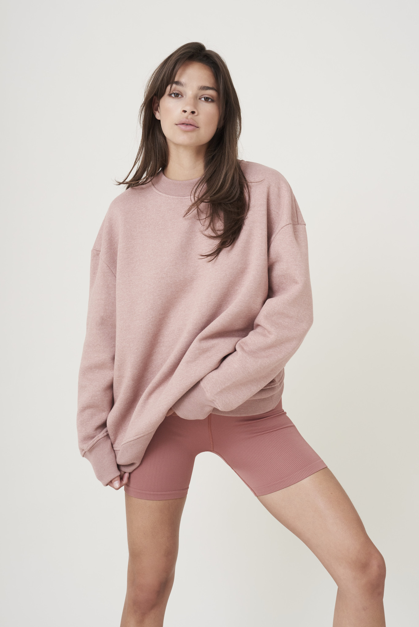 Kylie Sweater - Clay-2