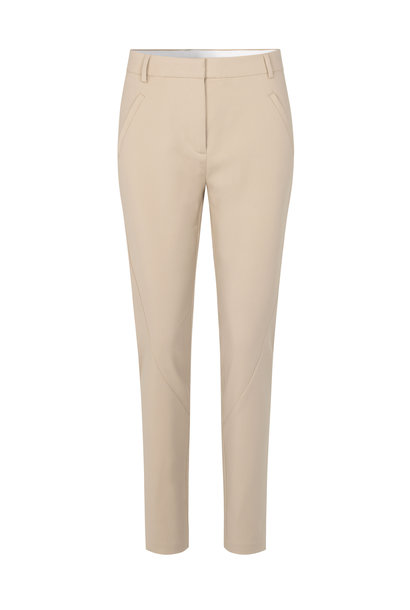 Angelie 238 Trouser - White Pepper