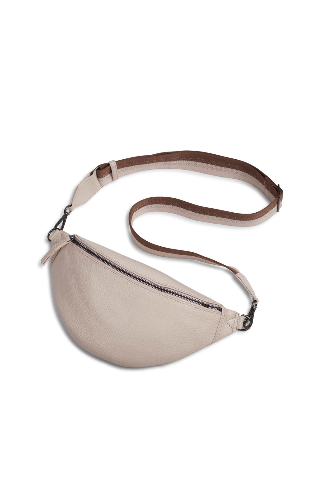 Elinor Bum Bag - Grain Blush w/ Blush + Taupe-1
