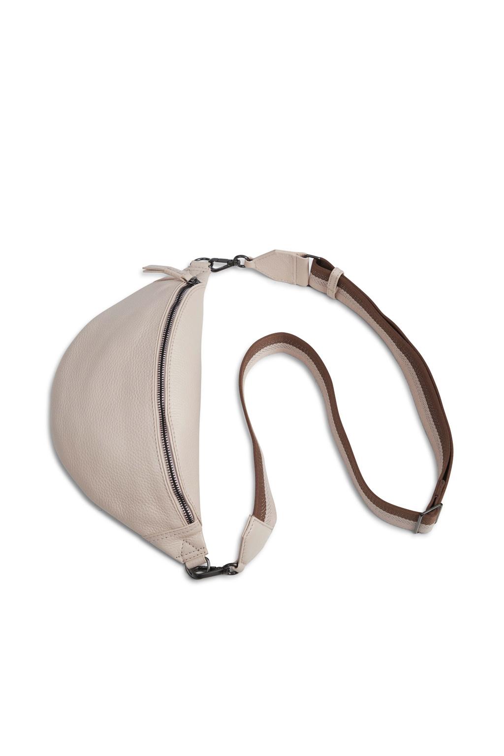 Elinor Bum Bag - Grain Blush w/ Blush + Taupe-3