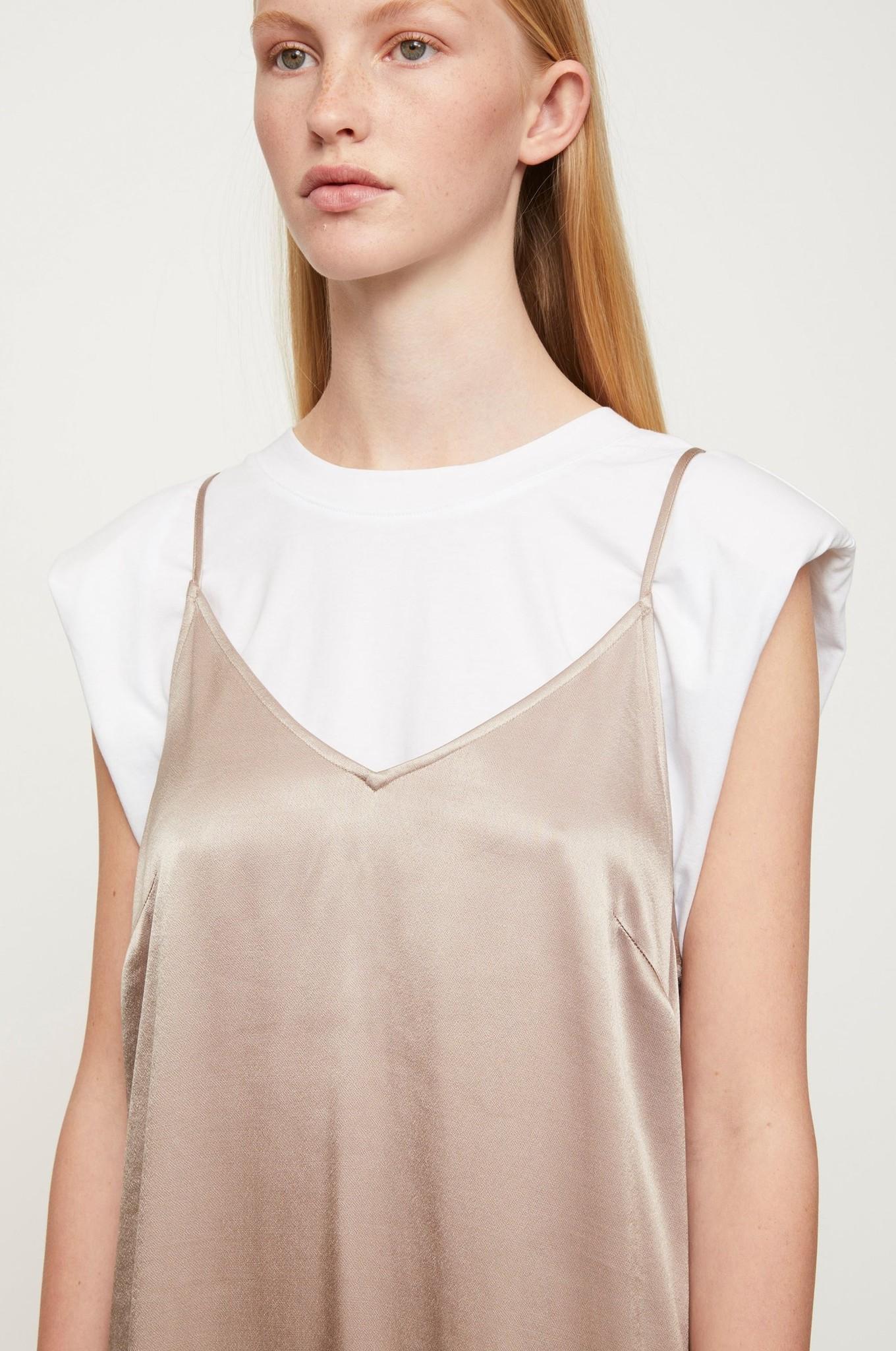 Delta Singlet Dress - Fungi-3