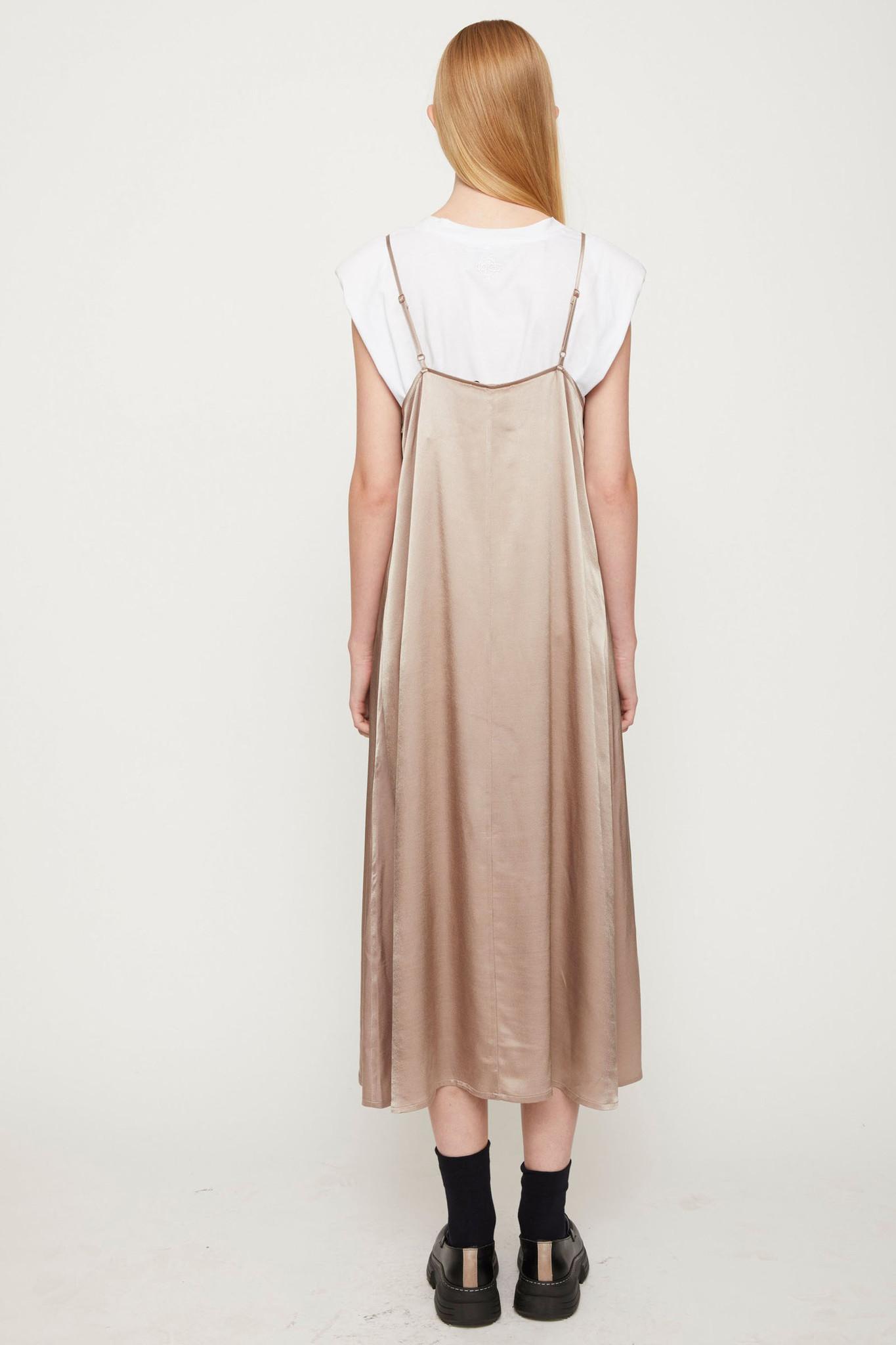 Delta Singlet Dress - Fungi-4