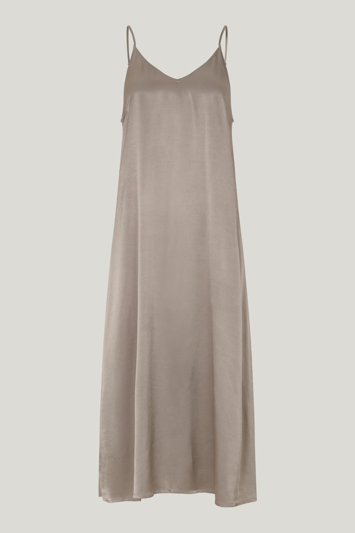 Delta Singlet Dress - Fungi-5