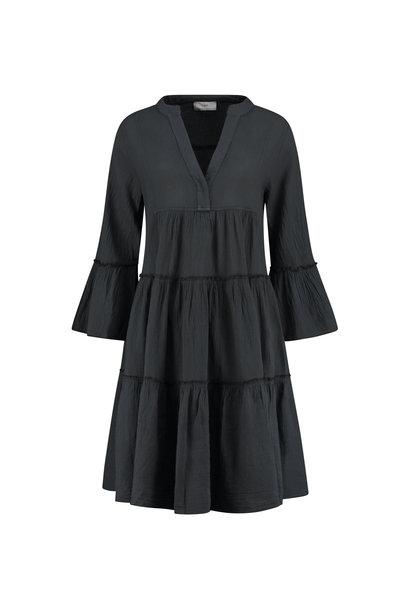Dress Midi Kazania - Carbone