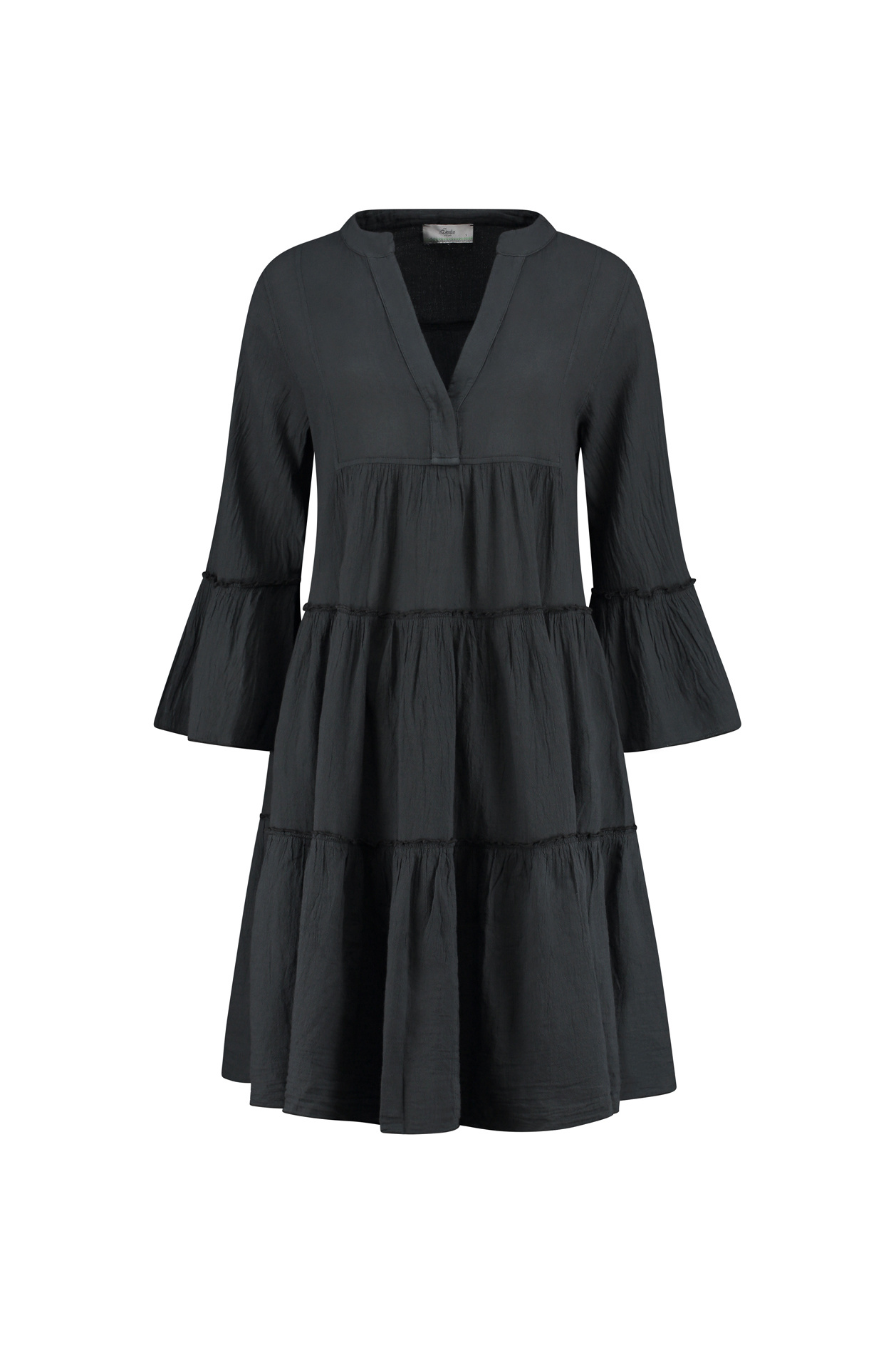Dress Midi - Carbone-1
