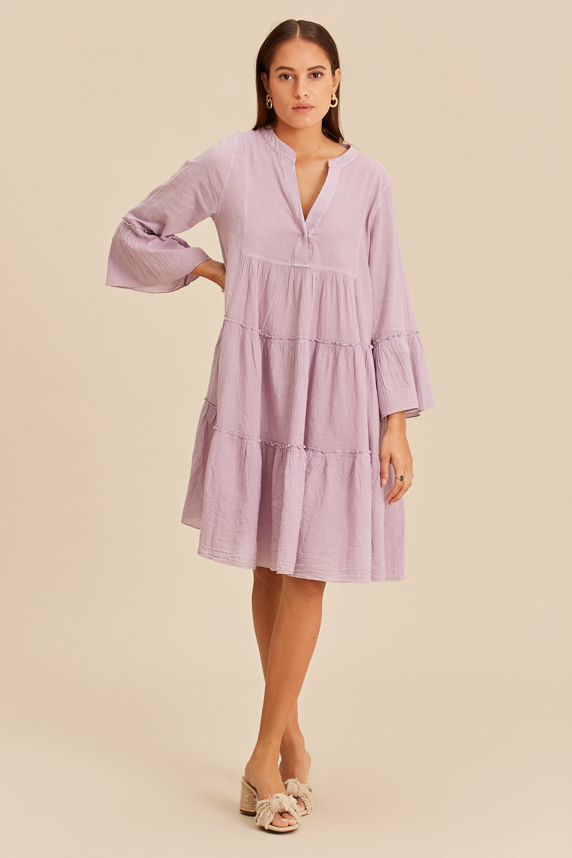 Dress Midi - Carbone-2