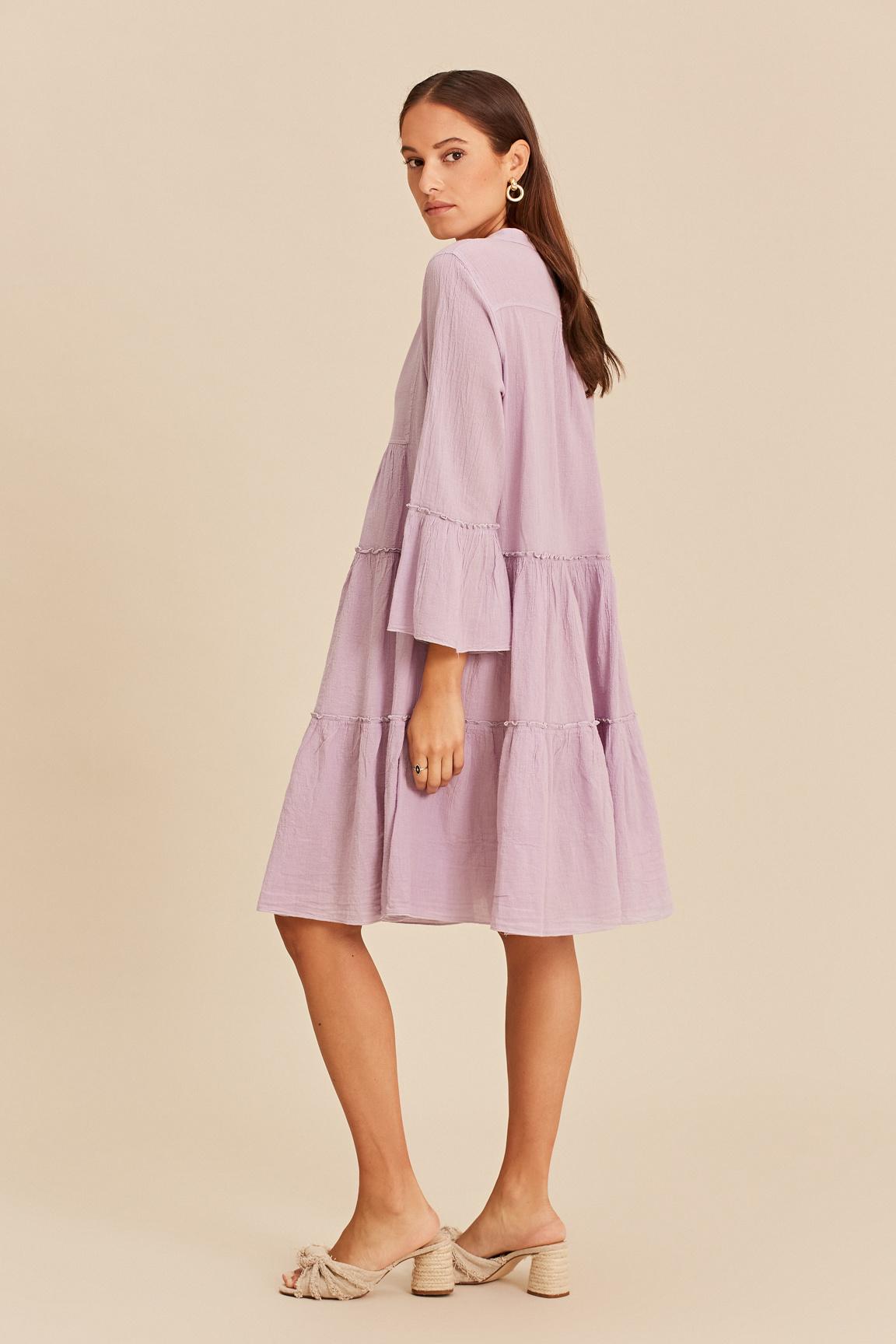 Dress Midi - Khaki-3