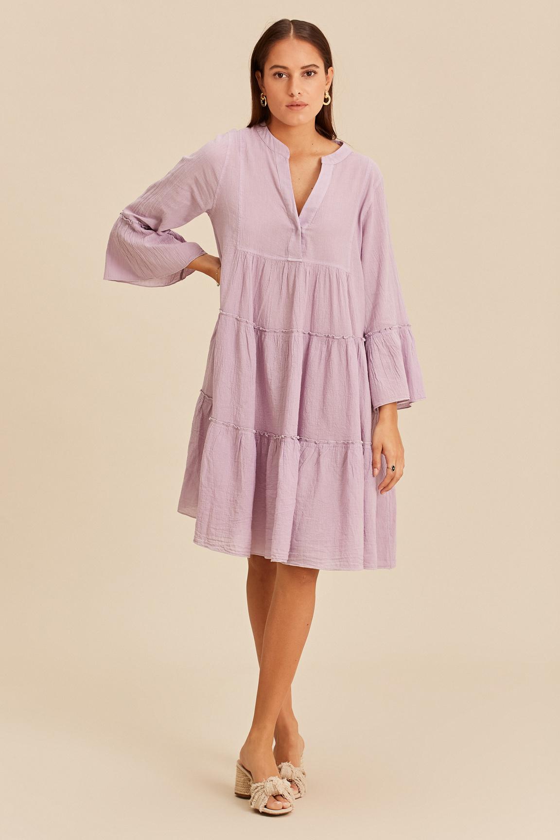 Dress Midi - Khaki-2