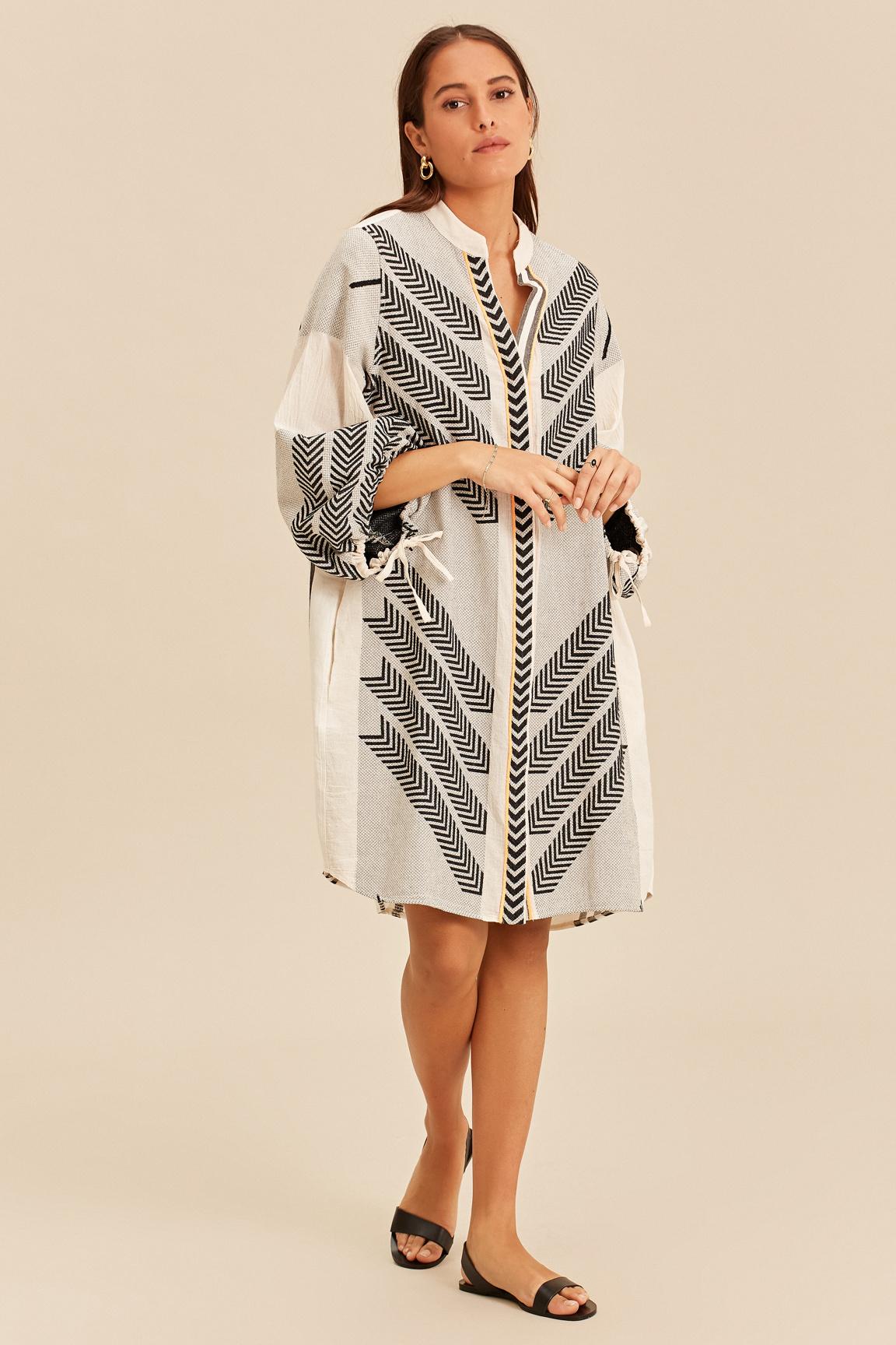 Short Dress Zakar - Type-4