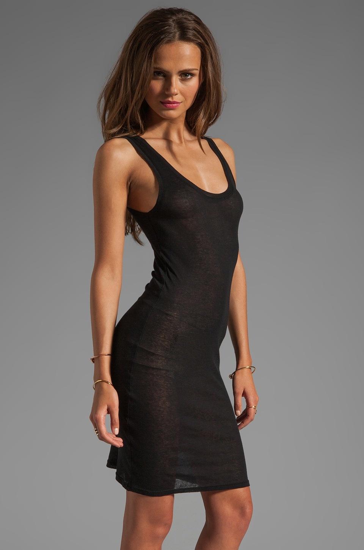 Massachusetts Singlet Dress - Black-4