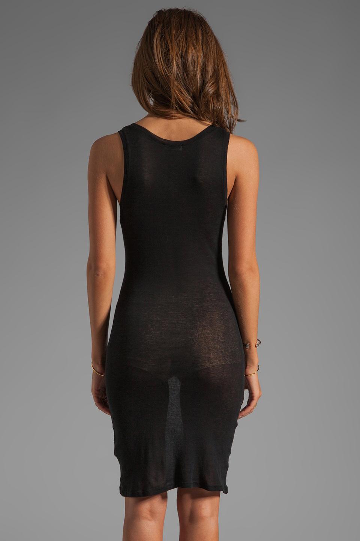 Massachusetts Singlet Dress - Black-5