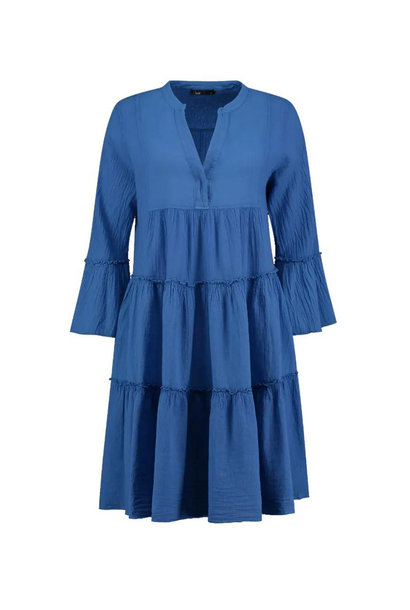 Dress Midi Kazania - Blue