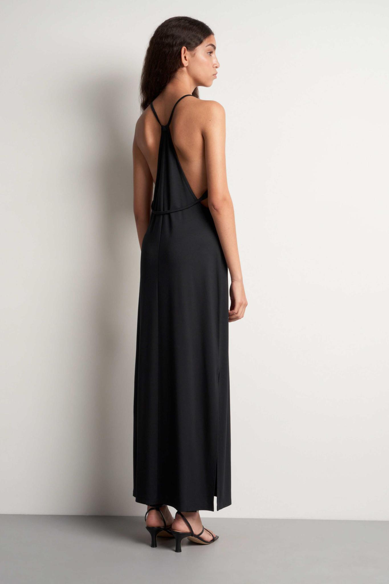 Soli Dress - Black-2