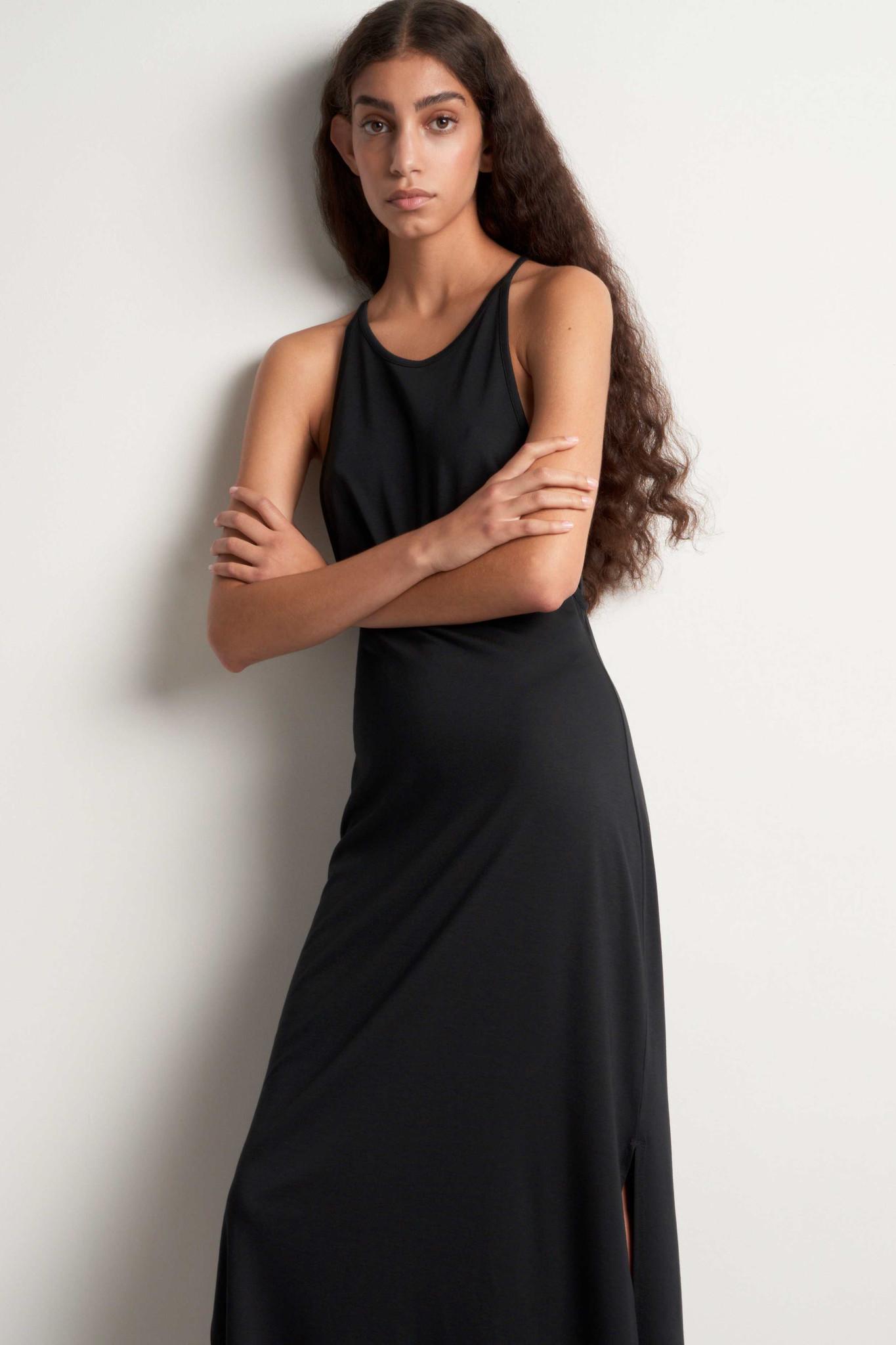 Soli Dress - Black-5