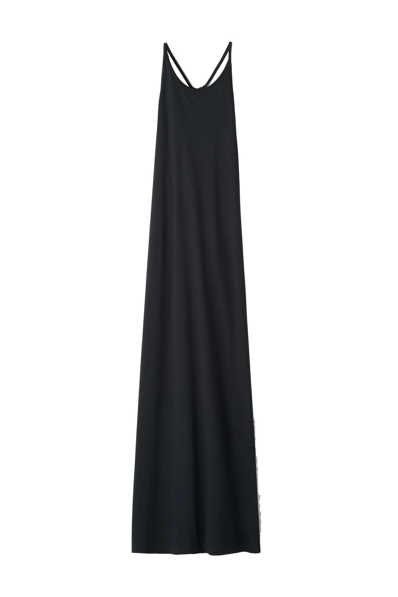 Soli Dress - Black-1