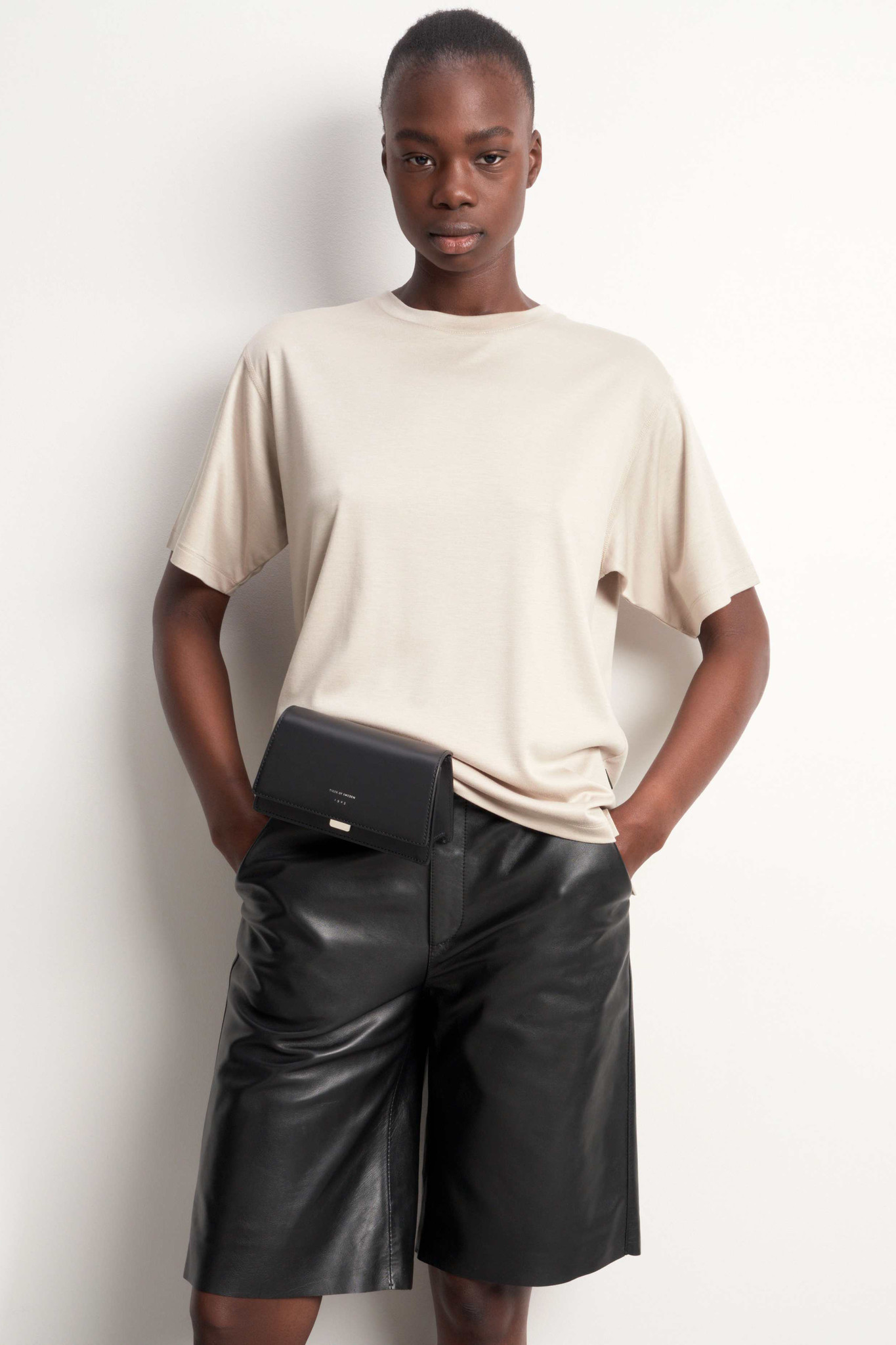Macey T-Shirt - Beige Clay-2