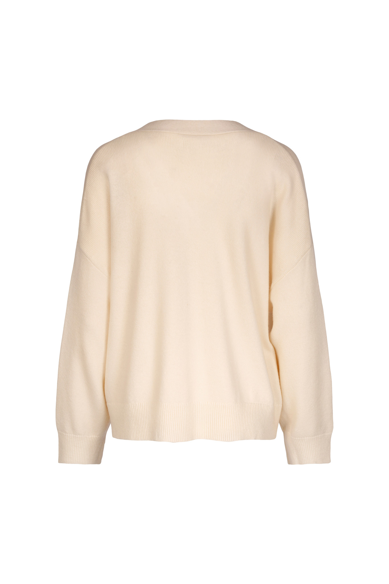 Moses Cardigan - Off White-2