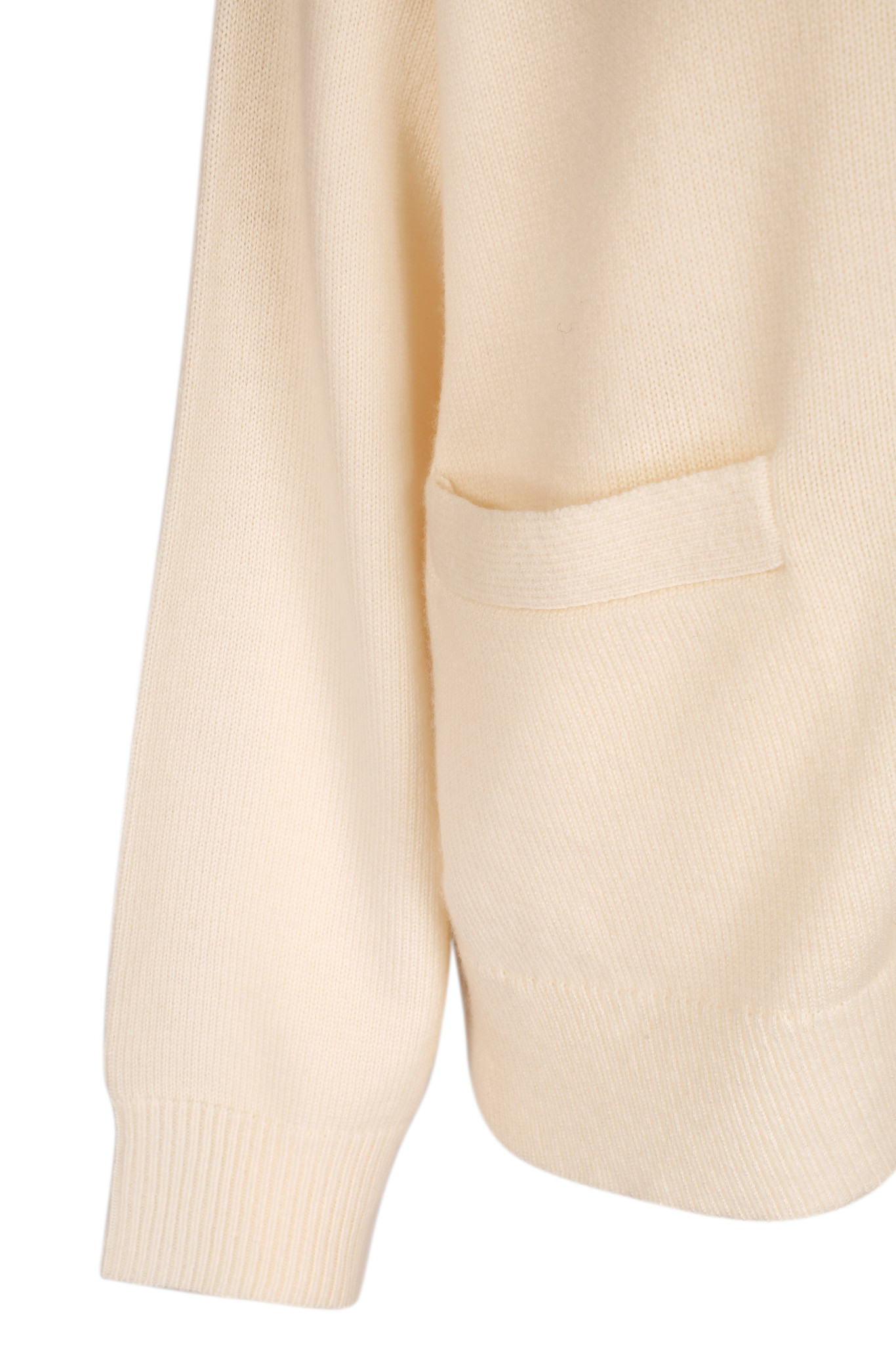 Moses Cardigan - Off White-3
