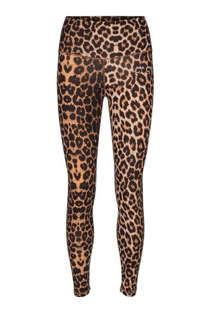 Mitch Dieren Print Legging - Khaki