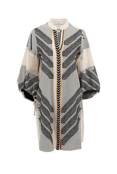 Short Dress Havana - Type