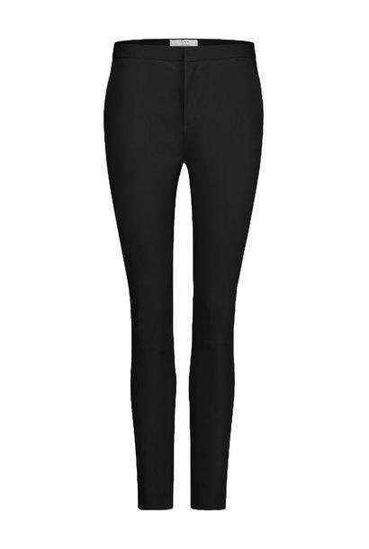 Pardau Leather Pant - Black