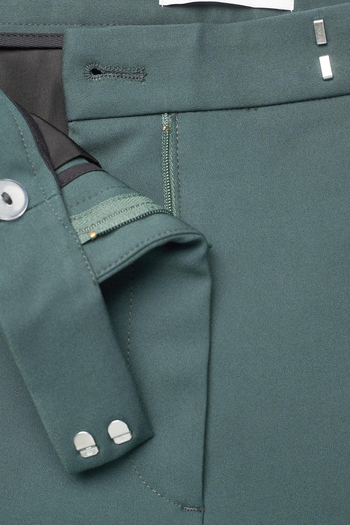 Taika Trousers - Scarab Green-6