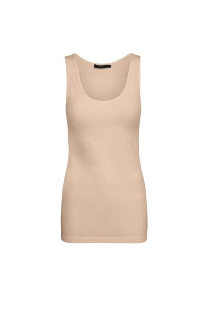Clarice Top - Nude XL