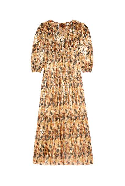 Gullian Dress - Oker
