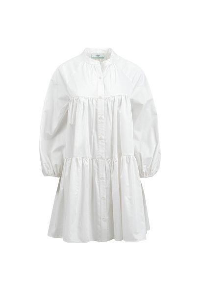 Short Dress - White