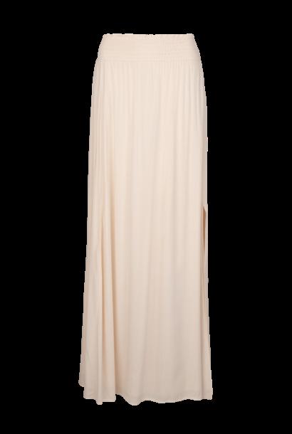 Mahina Long Skirt - Butter Cream