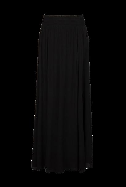 Mahina Lange Rok - Raven Zwart