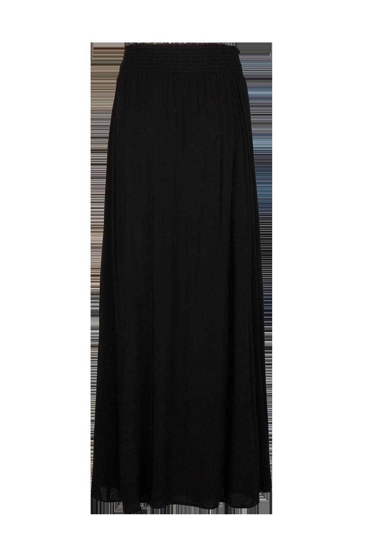 Mahina Long Skirt - Raven-3
