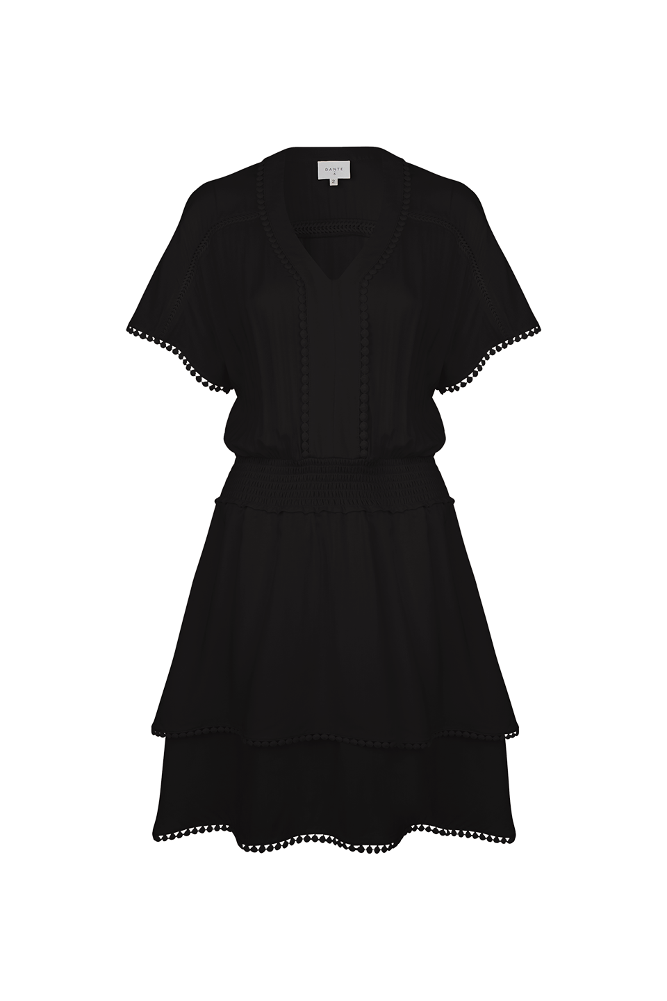 Leisure Dress - Raven-1