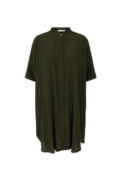 Sunrise Tuniek Shirt - Dark Army Groen