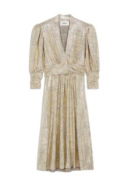 Roza Dress - Gold
