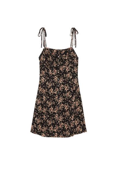 Volver Dress - Black