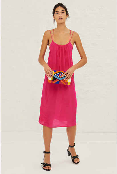 Penelope Dress - Pink