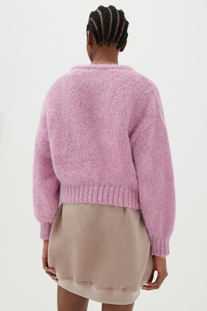Vogbay Pullover - Prunelle Chine-3