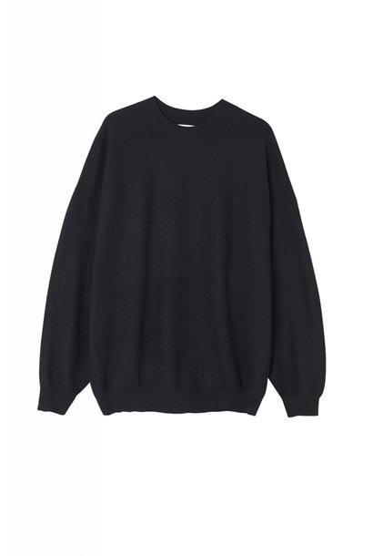 Tadbow Jumper - Black